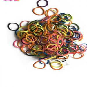 کش چهل گیس کارا مدل رنگارنگ بسته ۲۰۰ عدد | سفیر کالا