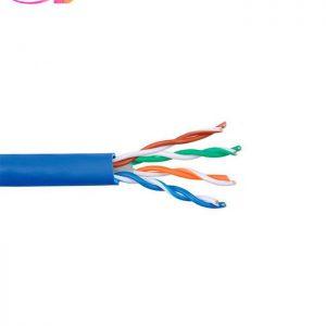 کابل شبکه Cat 6 UTP لگرند تست فلوک به طول ۳۰۵ متر | سفیرکالا