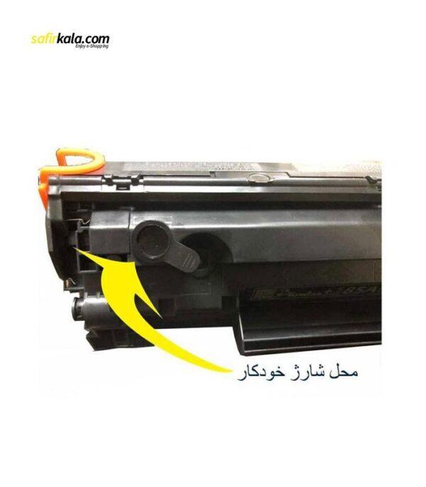 تونر مشکی تندر آسان شارژ مدل ۸۵A پلاس | سفیرکالا