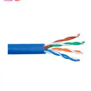 کابل شبکه Cat 6 UTP دیتا کانکت استرالیا کد ۸۰۶۲ طول ۳۰۵ متر | سفیرکالا