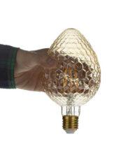 لامپ فیلامنتی 4 وات بروکس مدل 2650 پایه E27 | سفیرکالا