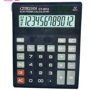 ماشین حساب سیتیژن مدل CT-2012 | سفیرکالا