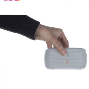 اسپیکر بلوتوثی قابل حمل ان ام سی مدل NUKE | سفیرکالا