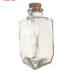 بطری شیشه ای مدل 215