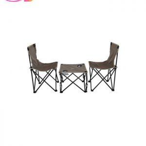 ست میز و صندلی سفری دی کمپ مدل ۰۰۲   سفیرکالا