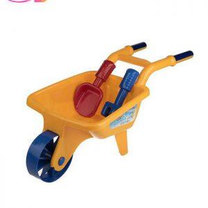 ست شن بازی زرین تویز مدل Wheelbarrows E2 | سفیرکالا