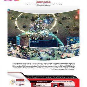 بازی Command and ConQuer 4: Tiberian Twilight مخصوص PC