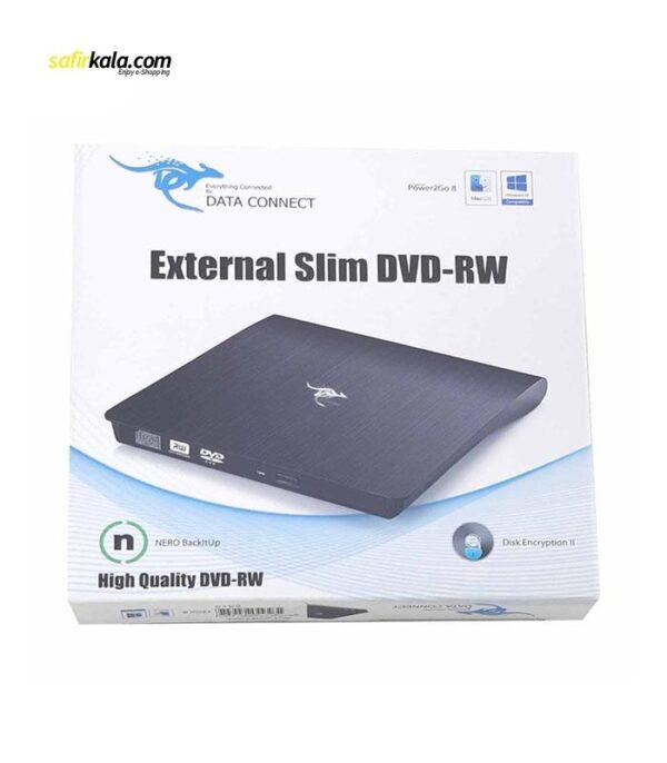 درایو DVD اکسترنال دیتا کانکت مدل 8198