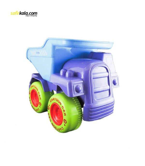 ماشین بازی طرح کامیون کد 7046