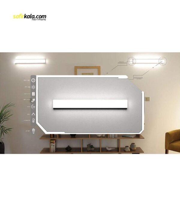 چراغ ال ای دی 40 وات بروکس مدل Linear | سفیرکالا