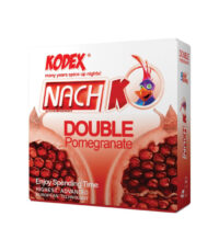 کاندوم کدکس مدل Double Pomegranate بسته 3 عددی | سفیرکالا