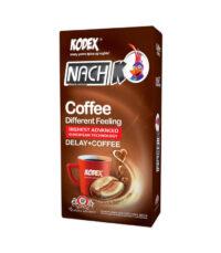 کاندوم کدکس مدل Coffee بسته 12 عددی   سفیرکالا