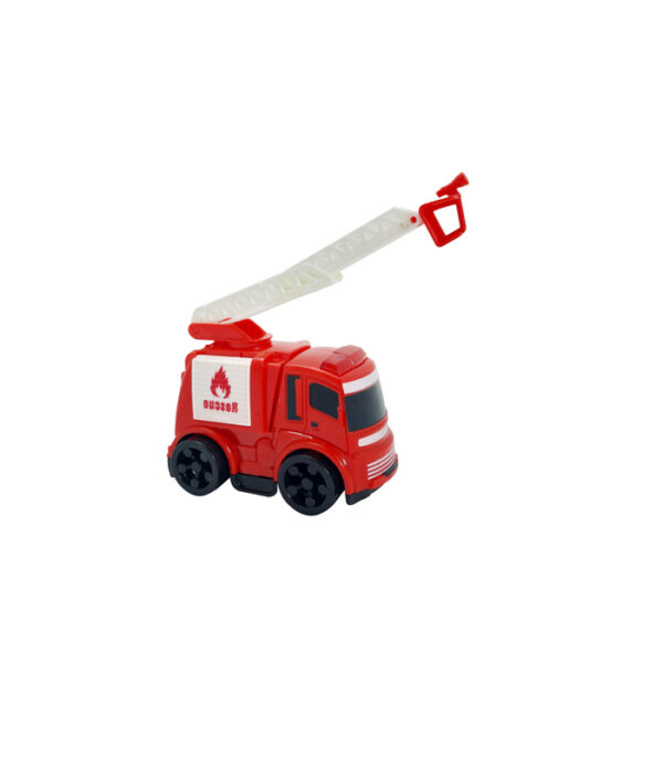 ماشین بازی طرح آتش نشانی مدل 7160 | سفیرکالا