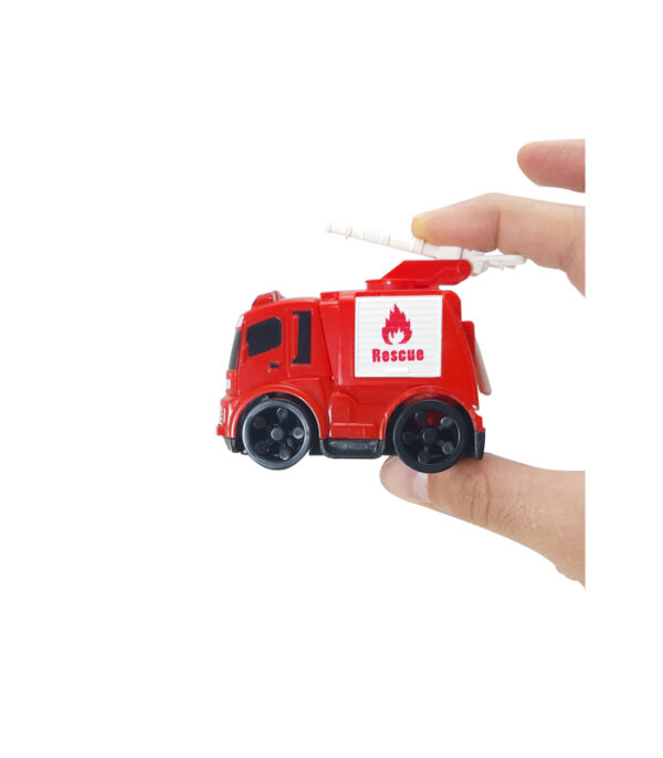 ماشین بازی طرح آتشنشانی مدل 7159 | سفیرکالا