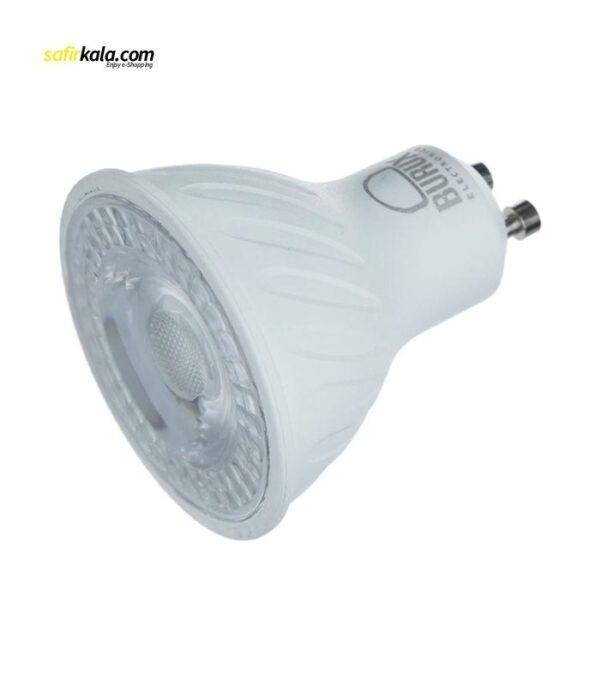 لامپ ال ای دی 7 وات بروکس مدل 3062 پایه GU10 | سفیرکالا