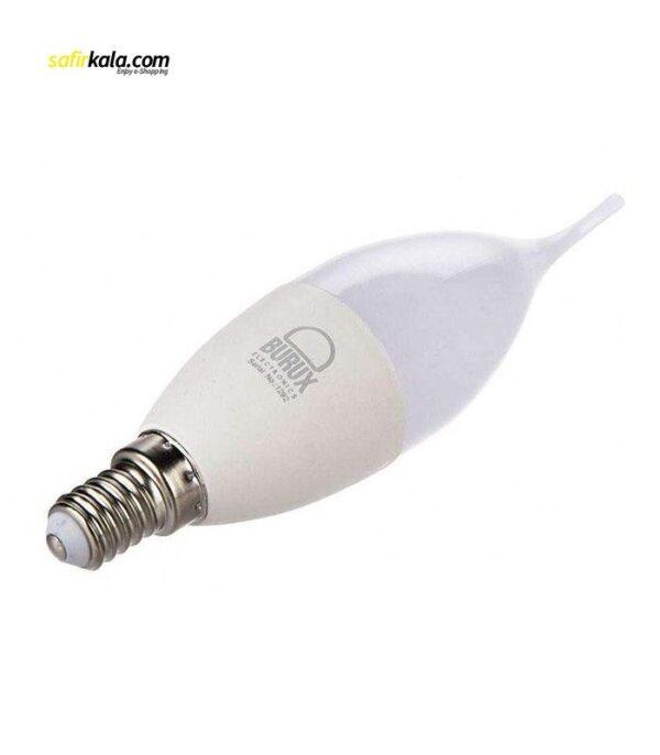 لامپ ال ای دی 7 وات بروکس پایه E14 بسته 3 عددی | سفیرکالا