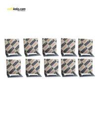 بست پله خوشقلب کد 03 مجموعه 10 عددی | سفیرکالا