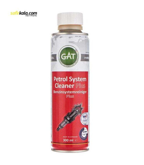 تمیزکننده سیستم سوخت گات مدل Petrol System Cleaner-62018 300 میلی لیتر | پخش کالاي مرکزي | سفيرکالا