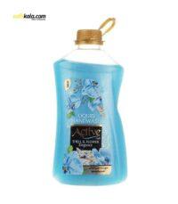 مایع دستشویی اکتیو مدل Shell & Flower مقدار 2500 گرم | سفيرکالا