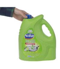 مایع ظرفشویی اکتیو مدل Lime and Flower مقدار 3750 گرم | سفيرکالا