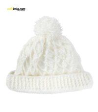 کلاه بافتنی دخترانه مدل 5282 | سفيرکالا