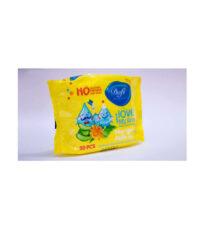 دستمال مرطوب کودک دافی مدل Sensitive بسته 20 عددی | سفیرکالا