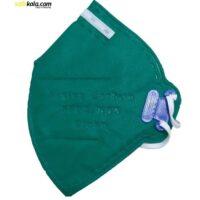 ماسک تنفسی 6 لایه N95 سوپاپ فیلتر دار 5 عددی | سفیرکالا