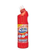 مایع سفید کننده غلیظ سطوح اکتیو مدل Red مقدار 750 گرم   سفیرکالا