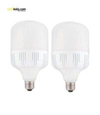 لامپ 50وات امیران مدل 050 پایه e27 بسته 2 عددی | سفیرکالا