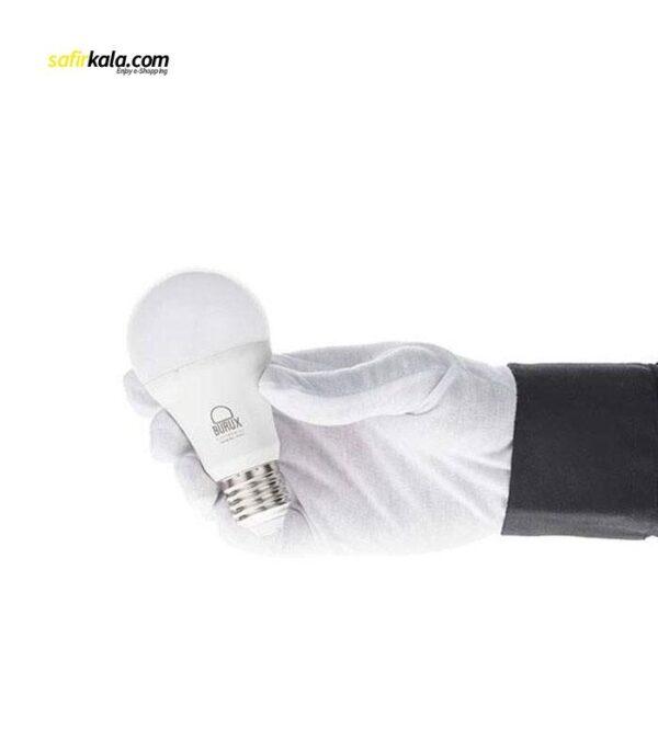 لامپ ال ای دی 12 وات بروکس مدل A60-PAIC بسته 5 عددی | سفیرکالا