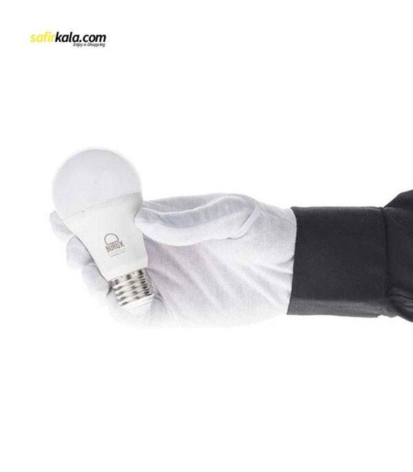 لامپ ال ای دی 12 وات بروکس مدل A60-PAIC بسته 10عددی   سفیرکالا