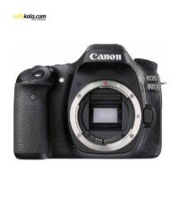 دوربین دیجیتال کانن مدل Eos 80D Body | سفیرکالا