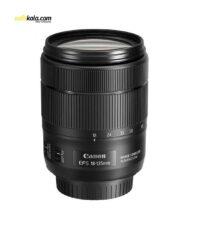 لنز دوربین کانن مدل 18-135 میلی متر IS USM | سفیرکالا