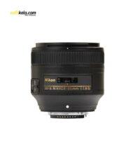 لنز دوربین نیکون مدل 85mm F/1.8G AF-S | سفیرکالا