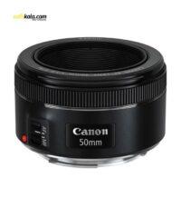 لنز کانن مدل EF 50mm f/1.8 STM | سفیرکالا