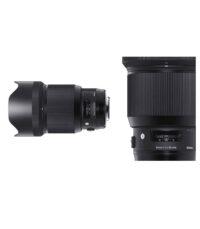 لنز سیگما مدل 85mm f/1.4 DG HSM Art for Nikon Cameras Lens | سفیرکالا