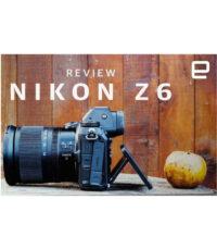 دوربین دیجیتال بدون آینه نیکون مدل Z6 به همراه لنز 24-70 میلی متر f/4 S | سفیرکالا