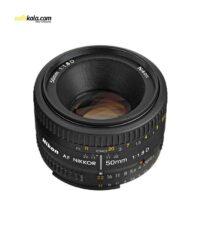 لنز نیکون مدل 50mm F/1.8 AF D | سفیرکالا