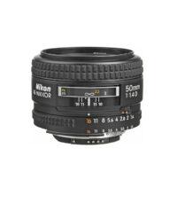 لنز نیکون مدل 50mm f/1.4D | سفیرکالا