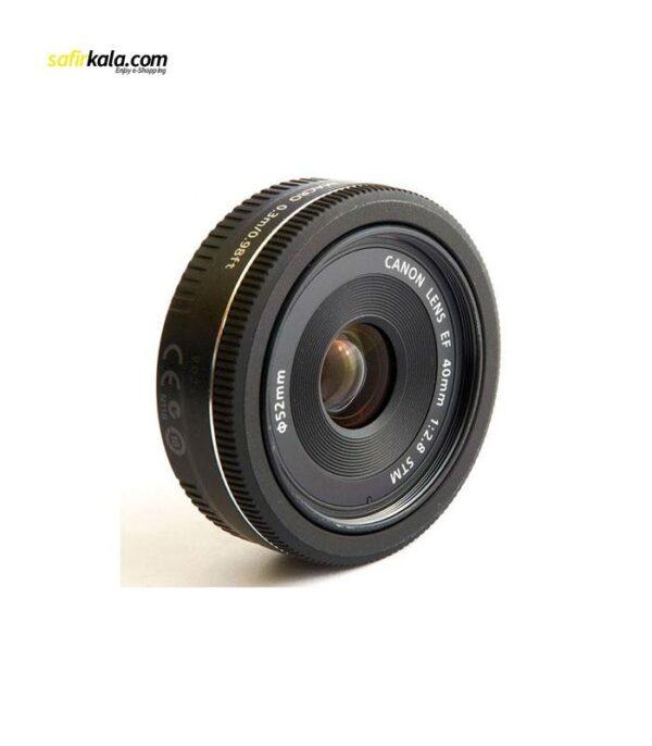لنز کانن مدل EF 40mm F/2.8 STM | سفیرکالا