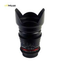 لنز سامیانگ 35mm T1.5 AS UMC VDSLR Canon | سفیرکالا