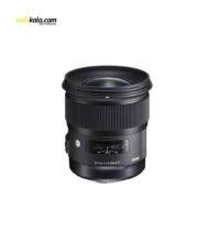 لنز سیگما 24mm F/1.4 DG HSM Art For Canon   سفیرکالا