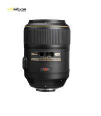 لنز نیکون مدل AF-S Micro-Nikkor 105mm f/2.8G IF-ED VR | سفیرکالا