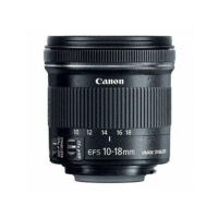 لنز کانن EF-S 10-18mm F4.5-5.6 IS STM | سفیرکالا
