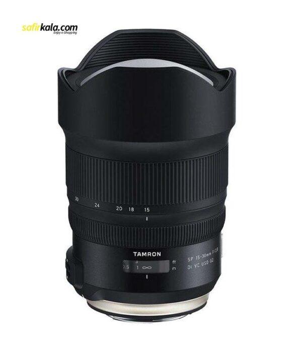 لنز تامرون مدل SP 15-30mm F/2.8 Di VC USD G2 مناسب برای دوربین های کانن   سفیرکالا