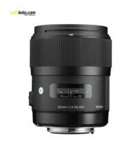 لنز سیگما 35mm f/1.4 DG HSM Art | سفیرکالا
