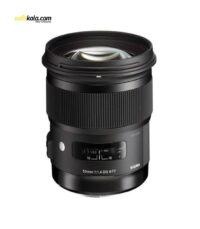 لنز سیگما 50mm f/1.4 DG HSM Art |سفیرکالا
