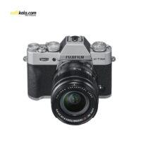 دوربین دیجیتال بدون آینه فوجی فیلم مدل X-T30 همراه با لنز 18-55 میلیمتر | سفیرکالا