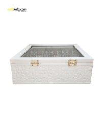 جعبه چای کیسه ای مدل 34196 | سفیرکالا