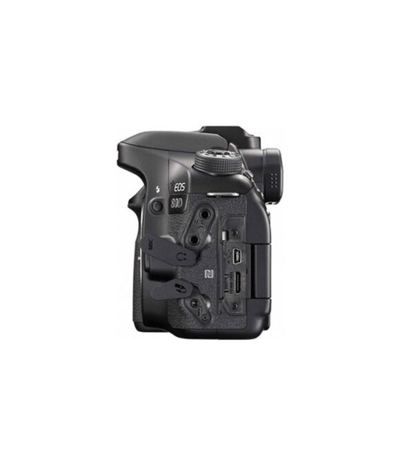 دوربین دیجیتال کانن مدل Eos 80D EF S به همراه لنز 18-135 میلی متر f/3.5-5.6 IS USM | سفیرکالا